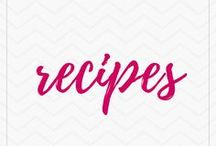 Recipes / What ya got cookin'? Pin all your favorite recipes here. I want the easy, hard, and in between meals. Show us desserts and main courses. Healthy and sweets welcome. Cooking for one or is it a family affair?  Share you secret ingredients here!  To collaborate on this board: 1) Follow me, Becki Johnson. 2) Apply here: http://bit.ly/2tgh1tm