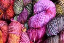 Knits - Yarny Goodness / All kinds of yarns that I want to keep track of or are an inspiration.