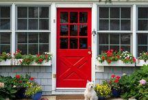 I Love Red! / Something red belongs in every room of my home. / by Pamela Crane