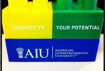 Inspiration / by American InterContinental University (AIU)