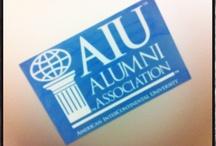 AIU Alumni Association / News and photos of AIU Alumni Association members, events and more. / by American InterContinental University (AIU)