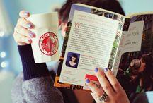 books are magic / by Dasha Sych