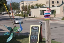 Plaid Peacock Happenings / Plaid Peacock is in downtown Waterloo Iowa at 316 W 3rd St.  We are about the handmade!