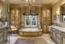 Magnificent Bathrooms / by Sandy Brewster
