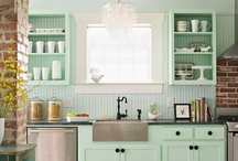 Cottage.Country.Farm.Vintage.Kitchens / by Sandy Brewster
