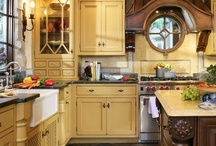 Kitchen Inspiration / by Sandy Brewster