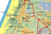 Haarlem / Hoofdstad Noord-Holland - fantastische mooie stad. Leuk om te vertoeven....