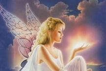 I love fairies / by Bobbie Andrews Whelihan
