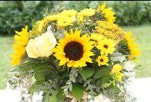 WEDDING FLOWERS / by Bernadette Pelletier