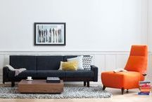 the living room | Fashion For Home / furniture for your living room