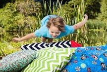 Children's Pillow / Standard Pillow Case Now you can rest easy knowing that the same quality materials and construction that go into making our blankets are now available in our pillow cases.  Approx. 20 x 26