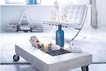 Inspired Living / a living space should be a place where we feel totally at ease - temple of the soul.