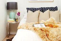Inspired Bedrooms / Sweet Dreams