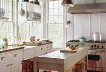 My Someday Kitchen Ideas / Kitchen design, appliances, materials, etc. / by Pamela Crane