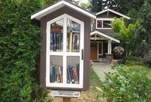 Little Free Library, Love! / by Pamela Crane