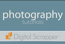 Photography Tutorials / Learn Photography tips and tricks with Digital Scrapper.com !
