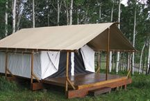A Glamping We Will Go! / by Pamela Crane