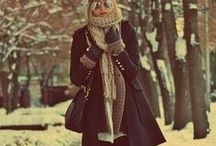 Chic Fall/Winter Style / Fall/Winter