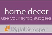 Home Decor / Home decor ideas to use your wonderful crafting talents to make your home beautiful for your family!