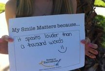My Smile Matters: The Contest / Think about it...why does your smile matter?