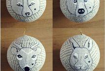 Christmas / my christmas decoration ideas!
