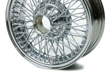 Dunlop Wire Wheels and Accessories