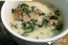 Soups on! / by Pamela Crane