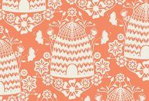 Fun Fabrics / by Pamela Crane