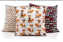 Throw Pillows / Variety of Cotton and Minky Pillows 16 x 16 for Crib/Toddler, Twin, Living Room Accents