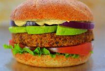 Vegan Burgers / by giselle68