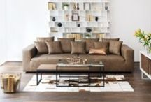 Metallic Trends / Living with metallic accents
