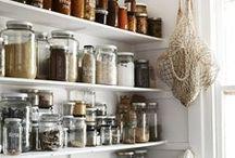 My Someday Pantry Ideas / by Pamela Crane