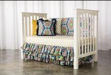 Crib & Toddler Bedding
