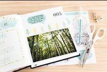 Scrapbooking and Art Journaling