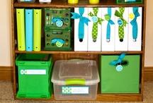 Getting Organized / by Jessica NeSmith