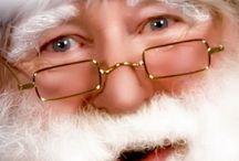Santa Baby.... / Different Santa Claus'