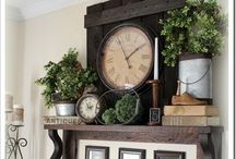 Home decor / by Amber Peavey