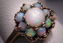 OPALS FOR ME! / OPALS, OPALS, & MORE OPALS !!!!!!! { ALL FOR JUST ME !}