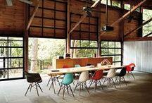 work / inspiring workspaces