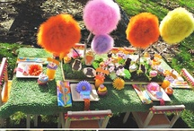Lorax party / by Jessica NeSmith
