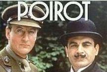 English Murder Mysteries / Agatha Christie's Hercule Poirot, Miss Marple and today's Midsomer Murders, Inspector Lewis, Foyle's War, etc...