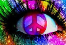 Hippies, Peace & Love! / 1960-70 Hippie Clothes and sayings