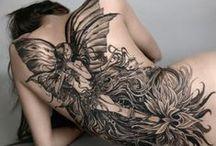 Tattoos.  I really want one!