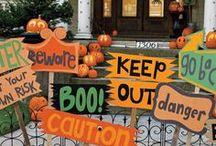 Halloween / by Juanita Brackett