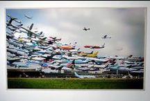 planes...cool! / by Juanita Brackett