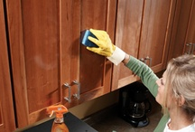 Cleaning tips / by Jessica NeSmith