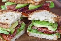 sandwiches / by Juanita Brackett