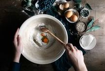 {Food Photography} / food photography + styling inspiration.