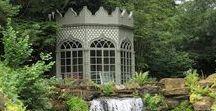 Gazebos, Pergolas & Follys / Little Garden Pergolas Type Homes