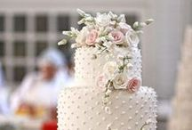 Wedding Cake & Sweets / Wedding cakes, sweets, chocolates, candies, etc.  Bolos de casamento, doces, chocolates, bem casados, etc